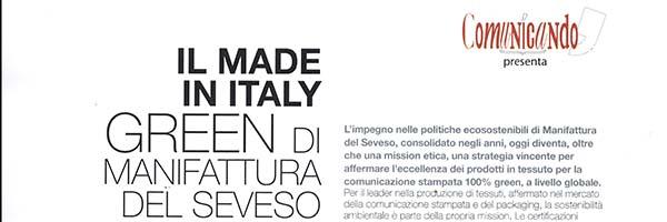 """Image Il """"Green"""" tutto italiano"""